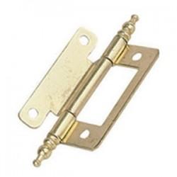 Charnière anglaise 51x35 déport 8mm bronze