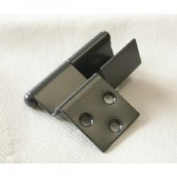 Charnière dégondable gauche gris 55x45/25