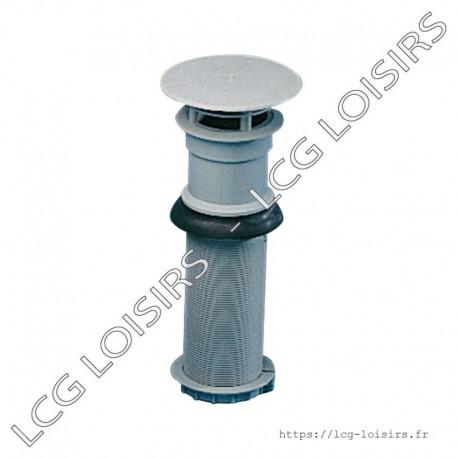 Cheminée AKL pour chauffage Trumatic s2200 s3002
