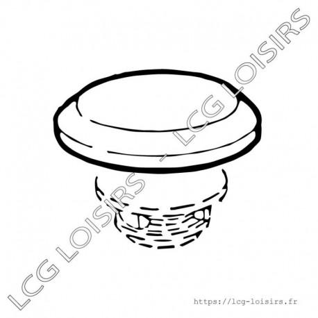 Chapeau de cheminée T2 pour Truma 3
