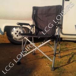 Fauteuil camping Brunner Raptor Alu