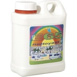 Nettoyant eaux propres E65