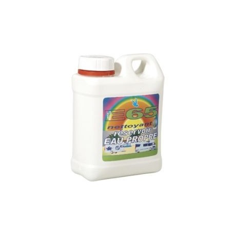 Nettoyant réservoir eaux propres E65
