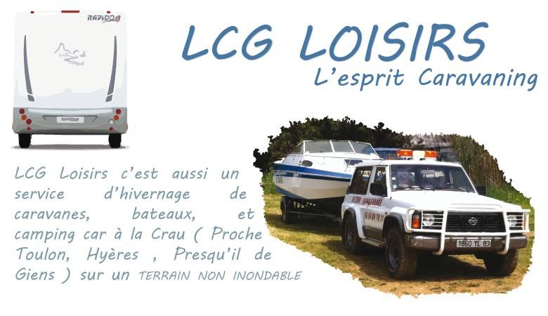 Hivernage caravane, camping-car, bateau à LA CRAU, VAR, 83
